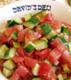 Traditional Israel Salads